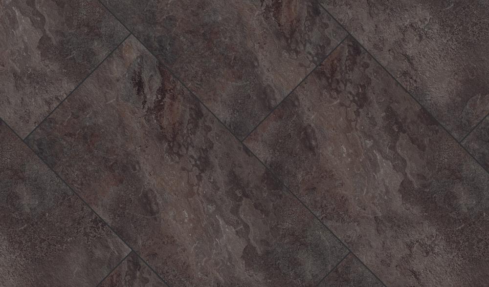 Wineo Vinylboden - 600 stone Silver Slate - Kli...
