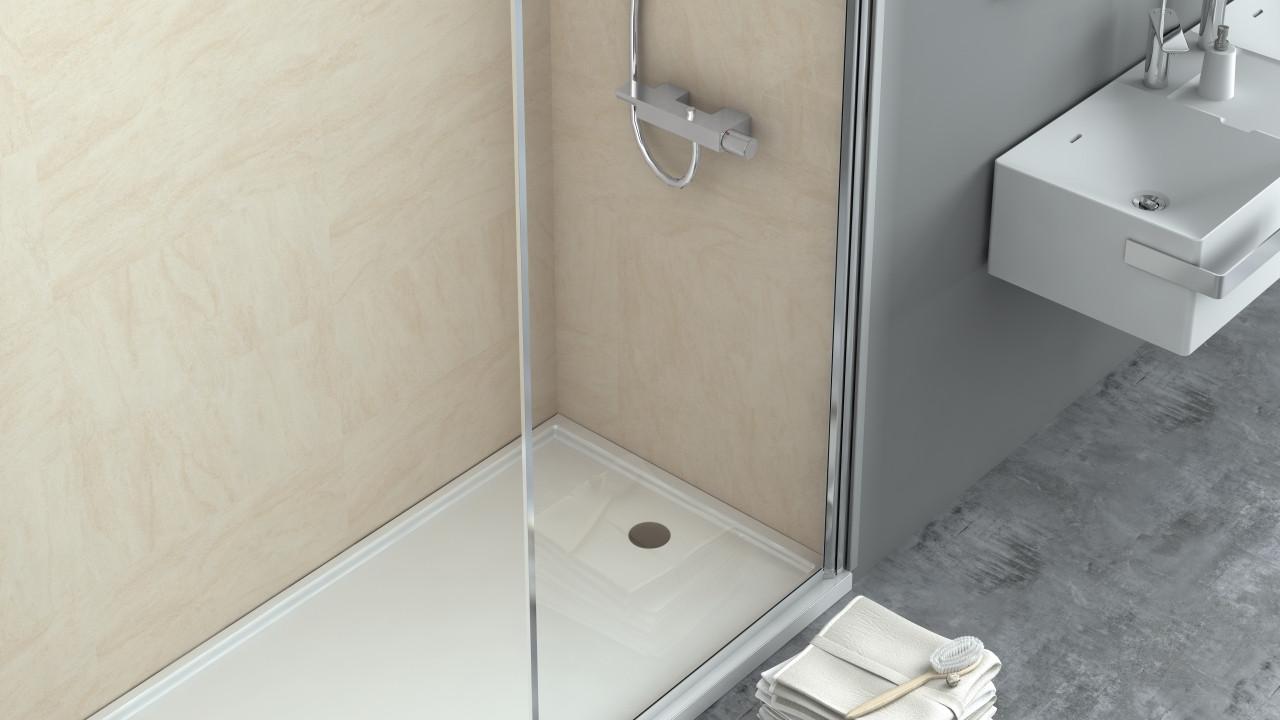 planeo wandverkleidung wandpaneele sandstein 600 x 300. Black Bedroom Furniture Sets. Home Design Ideas