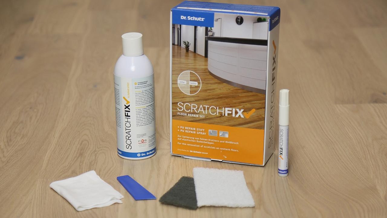 dr schutz scratchfix bodenpflege zubeh r. Black Bedroom Furniture Sets. Home Design Ideas