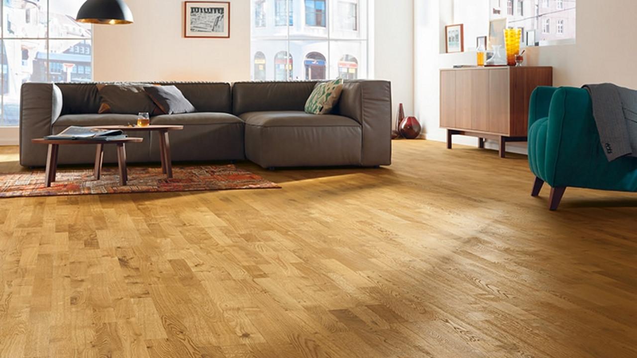 haro parkett serie 4000 eiche terra lackiert uv schutz parkett. Black Bedroom Furniture Sets. Home Design Ideas