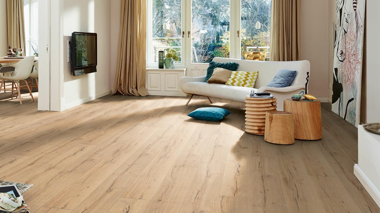 meister designboden catega flex dd 300 s risseiche hell 6956 landhausdiele 1 stab pvc. Black Bedroom Furniture Sets. Home Design Ideas