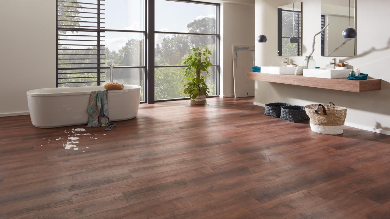 planeo vinylboden planeo objekt plus golden oak brown landhausdiele klick vinyl klick. Black Bedroom Furniture Sets. Home Design Ideas
