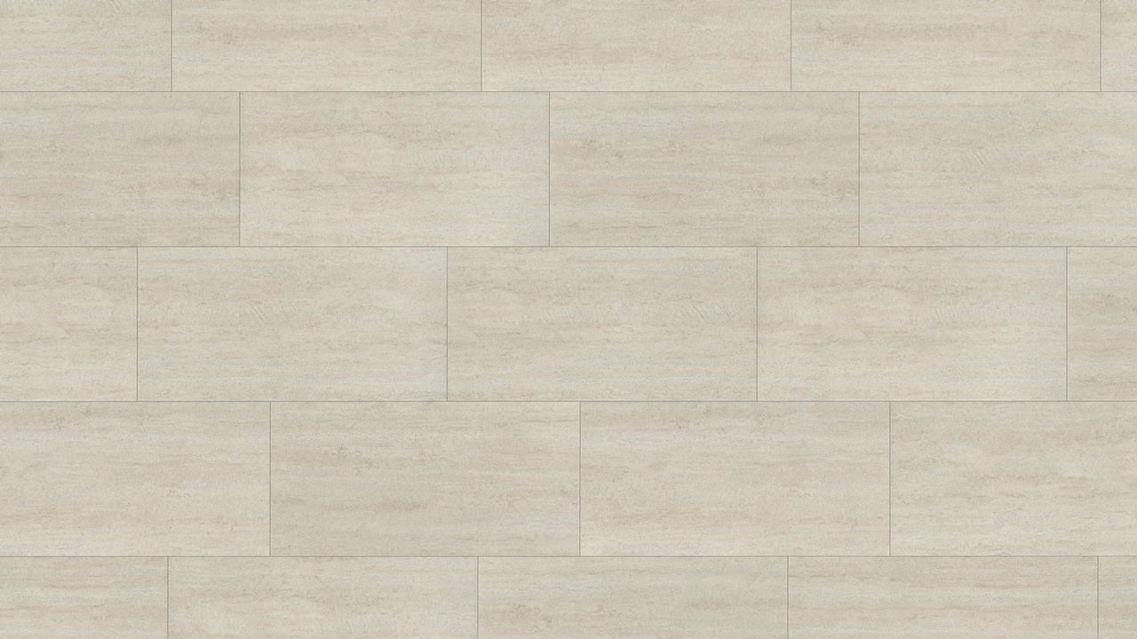 Wineo Vinylboden 600 Stone Polar Travertine Klick Vinyl Fliese