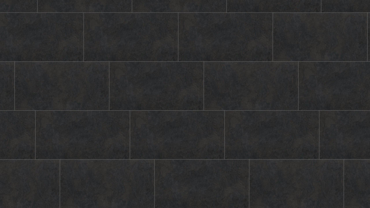 Fußboden Vinyl Fliesenoptik ~ Wineo vinylboden 800 stone xl dark slate klick vinyl