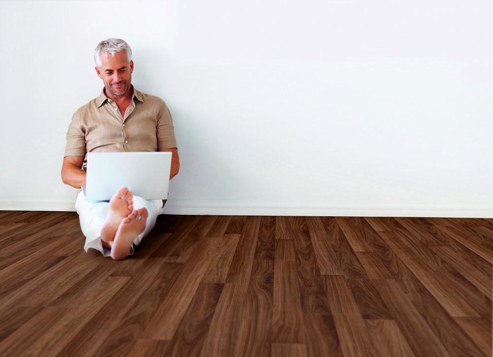 klick vinyl restposten wineo mexican walnut landhausdiele vinylboden. Black Bedroom Furniture Sets. Home Design Ideas