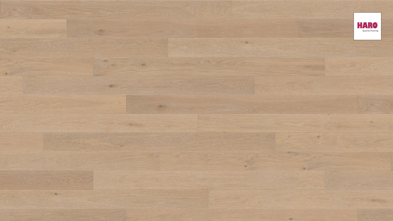 haro parkett 4000 4v eiche cremewei gekalkt mark parkett. Black Bedroom Furniture Sets. Home Design Ideas
