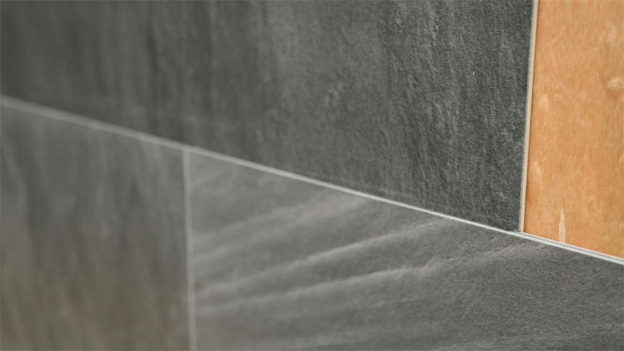 planeo wandverkleidung wandpaneele schiefer black 600 x 300 x