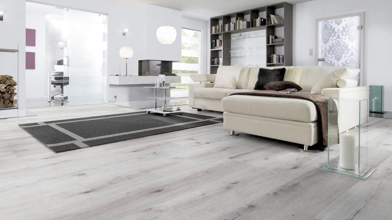 Fußboden Click Vinyl ~ Planeo objekt risseiche grau klick vinyl vinylboden