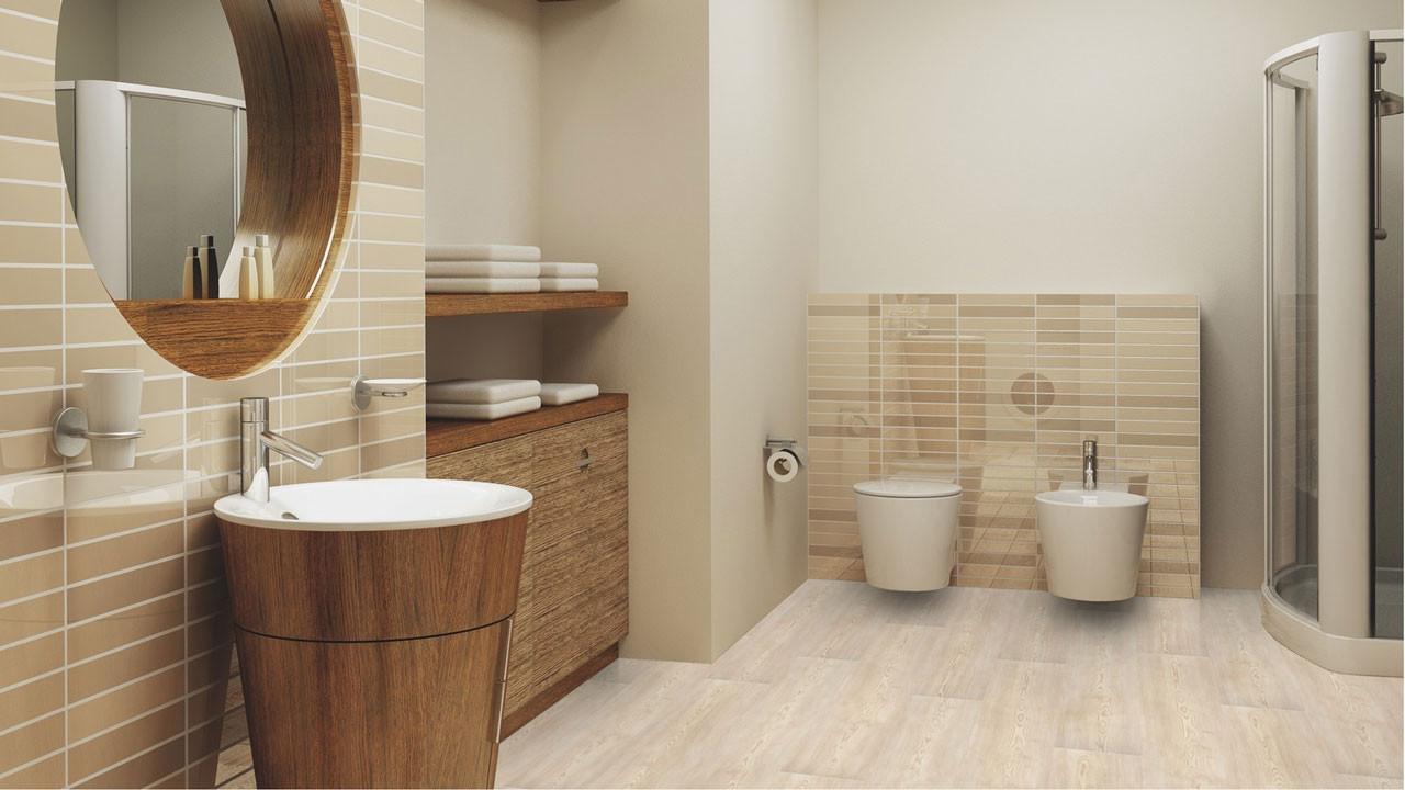 Fußbodenbelag Xl ~ Wineo vinylboden wood xl scandic white klebevinyl
