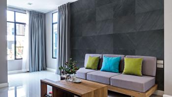 Wandverkleidung für Wohnzimmer und Schlafzimmer bei planeo ...