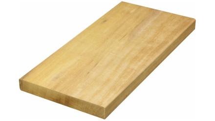 TerraWood Holzterrasse - GARAPA PRIME 25 x 145 x 5790mm beidseitig glatt