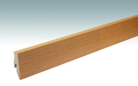 MEISTER Sockelleisten Fußleisten Eiche Nature 1084 - 2380 x 60 x 20 mm