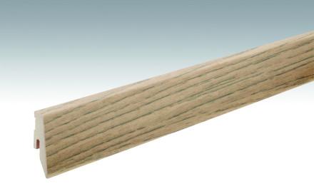 MEISTER Sockelleisten Fußleisten Eiche karamell 1169 - 2380 x 60 x 20 mm