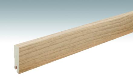 MEISTER Sockelleisten Fußleisten Eiche pure 1177 - 2380 x 60 x 16 mm