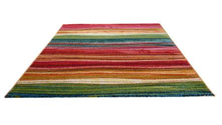 planeo Teppich Streifen Multi