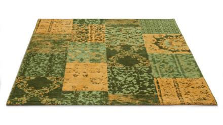 planeo Teppich Vintage Grün 140 x 200cm