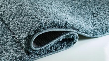 planeo Teppich Soft Blau