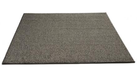 planeo Teppich Loop Grau