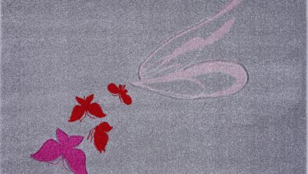 planeo Teppich Relax Schmetterling