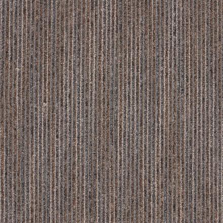 Teppichfliese 50x50 SmartLinea 860 Tabak