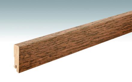 MEISTER Sockelleisten Fußleisten Eiche goldbraun 1180 - 2380 x 60 x 16 mm