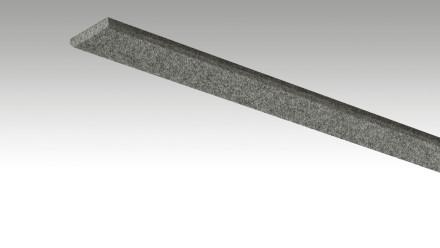 planeo Abdeckleiste selbstklebend 2000 x 25 x 5 mm 4502 Filz basaltgrau