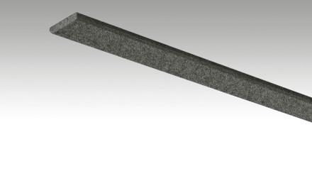 planeo Abdeckleiste selbstklebend 2000 x 25 x 5 mm 4503 Filz quarzgrau