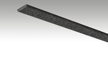 planeo Abdeckleiste selbstklebend 2000 x 25 x 5 mm 4504 Filz schiefergrau