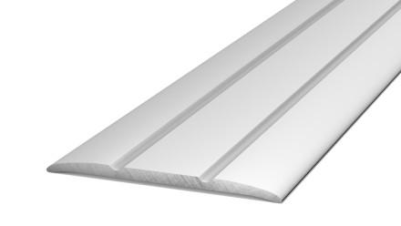 Prinz Übergangsprofil selbstklebend silber 100 cm