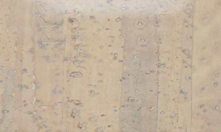 KWG Sockelleisten für Korkboden - 22 x 45mm - creme - edel
