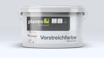 Planeo Tapeziervorstreichfarbe 10L