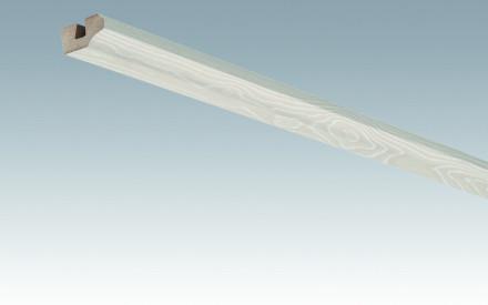 MEISTER Sockelleisten Deckenabschlussleisten Kiefer-Crème 102 - 2380 x 38 x 19 mm