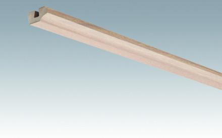 MEISTER Sockelleisten Deckenabschlussleisten Akazie hell 4012 - 2380 x 38 x 19 mm