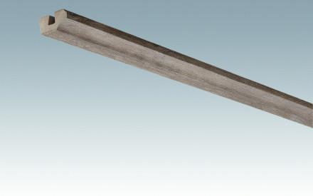 MEISTER Sockelleisten Deckenabschlussleisten Eiche 4046 - 2380 x 38 x 19 mm