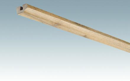 MEISTER Sockelleisten Deckenabschlussleisten Eiche rustikal 4083 - 2380 x 38 x 19 mm