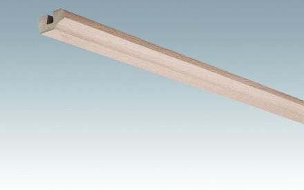 MEISTER Sockelleisten Deckenabschlussleisten Buche pure 4094 - 2380 x 38 x 19 mm