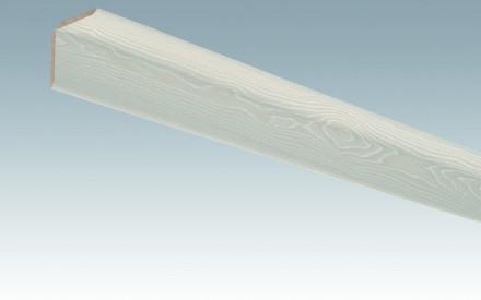 MEISTER Sockelleisten Faltenleisten Kiefer-Crème 102 - 2380 x 70 x 3,5 mm