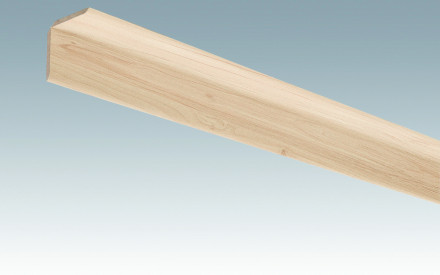 MEISTER Sockelleisten Faltenleisten Ahorn hell 4003 - 2380 x 70 x 3,5 mm