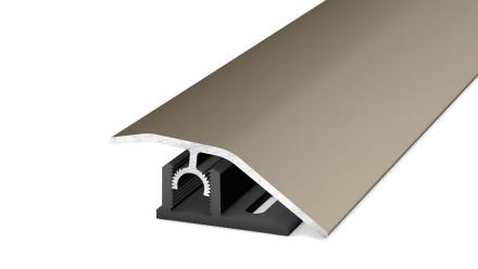 Prinz Profi-Tec MASTER Anpassungsprofil 1000 mm Edelstahl matt
