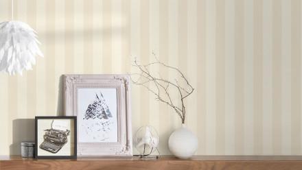 Vinyltapete beige Modern Streifen Styleguide Klassisch 2021 112