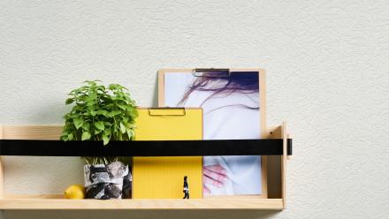Vinyltapete weiß Modern Uni Styleguide Design 2021 319