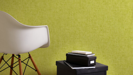 Vinyltapete grün Modern Uni Greenery 615