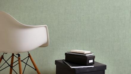Vinyltapete grün Modern Uni Greenery 619