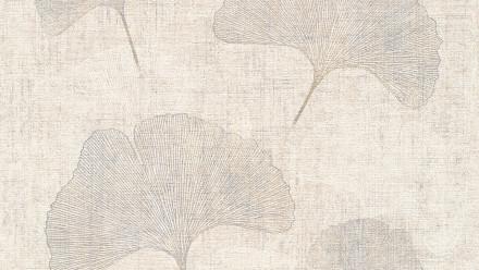Vinyltapete beige Modern Retro Blumen & Natur Borneo 653