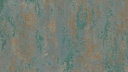 Vinyltapete grün Modern Uni Styleguide Design 2021 512