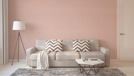 Vinyltapete rosa Retro Uni Styleguide Trend Colours 2021 944