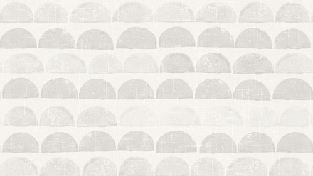 Vliestapete grau Retro Ornamente Black & White 443