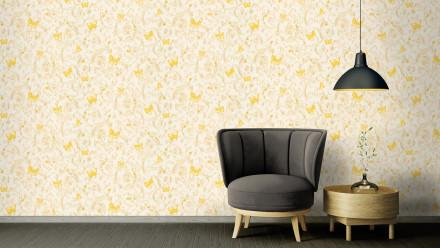 Vinyltapete Steintapete grau Modern Klassisch Steine Versace 3 251