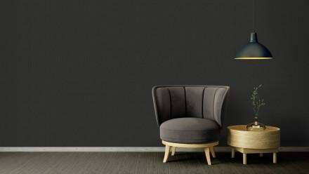 Vinyltapete schwarz Klassisch Uni Versace 3 273