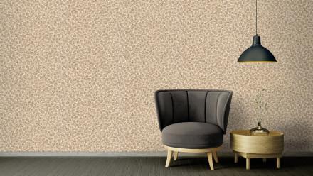 Vinyltapete beige Modern Klassisch Ornamente Bilder Versace 3 021
